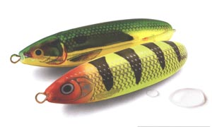 Воблер Rapala Minnow Spoon
